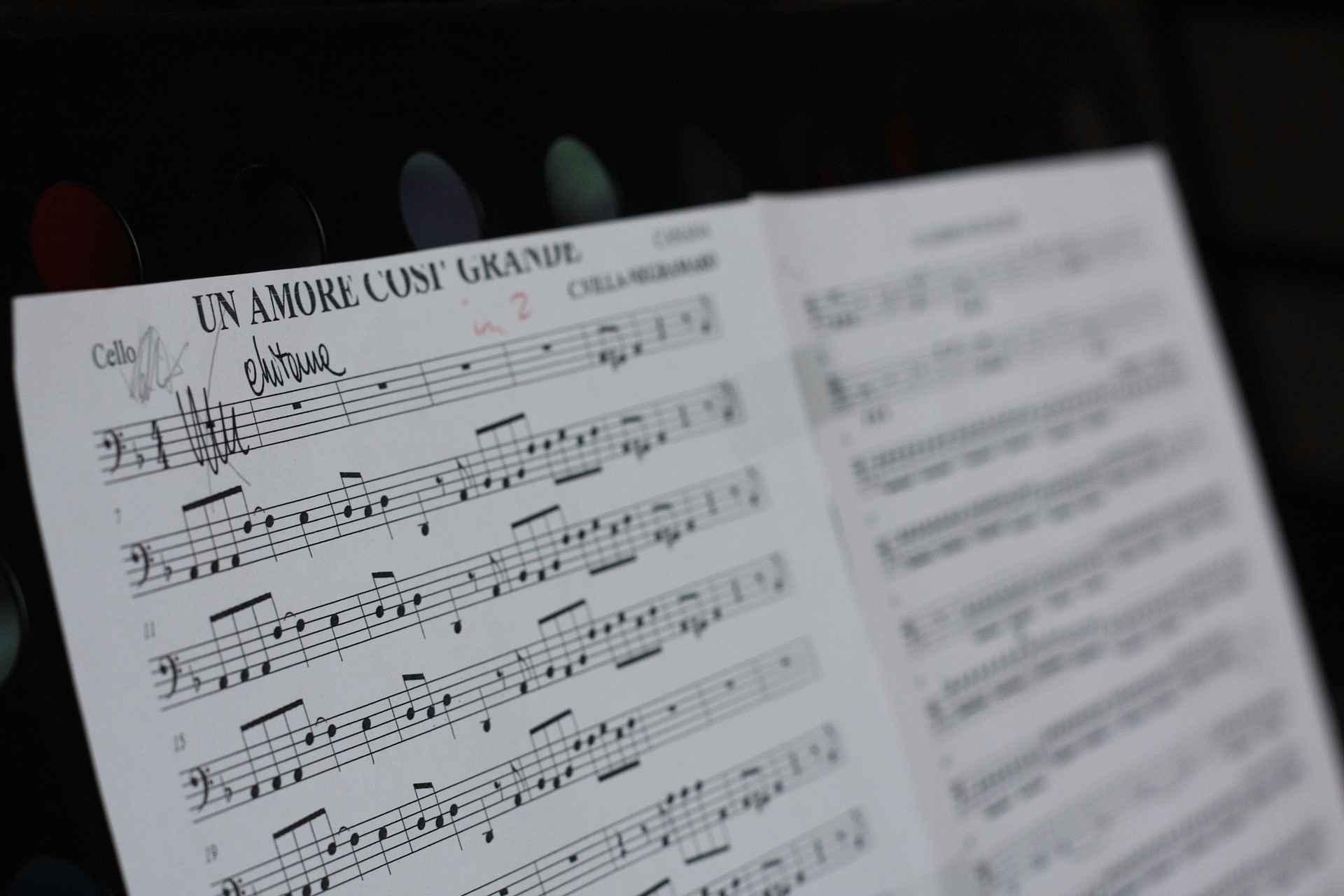 музыкальные уроки