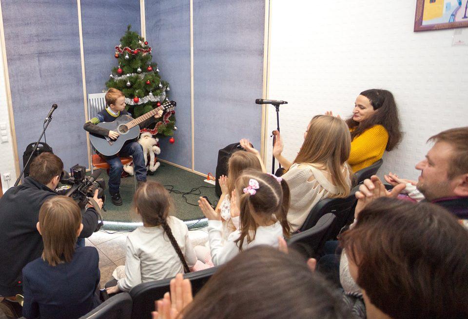Отчетный концерт DoMiArt