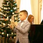 Відбувся новорічний концерт учнів Академії! 8