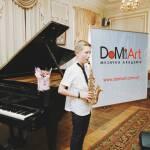 """Відбувся річний звітний концерт учнів Музичної Академії """"Доміарт"""" 3"""