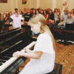 """Відбувся річний звітний концерт учнів Музичної Академії """"Доміарт"""" 16"""