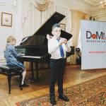 """Відбувся річний звітний концерт учнів Музичної Академії """"Доміарт"""" 6"""