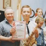 """Відбувся річний звітний концерт учнів Музичної Академії """"Доміарт"""" 23"""