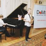 """Відбувся річний звітний концерт учнів Музичної Академії """"Доміарт"""" 14"""