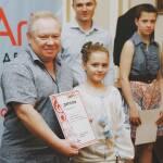 """Відбувся річний звітний концерт учнів Музичної Академії """"Доміарт"""" 24"""