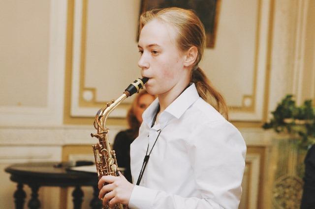 Учениця Музичної Академії Доміарт вступила до Академії Музики ім. Р.М. Глієра 1